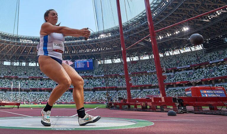 Ολυμπιακοί Αγώνες 2020- Στίβος: Η Σταματία Σκαρβέλη 18η με 69,01μ.