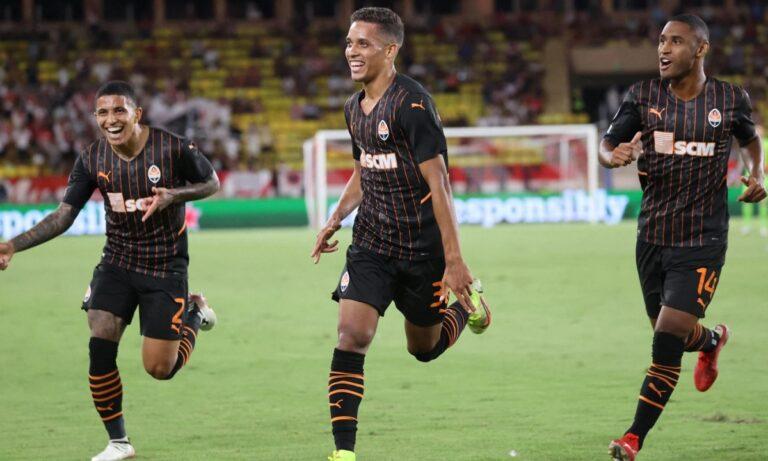 Champions League: Τριάρα η Σερίφ, νίκες για Ζάλτσμπουργκ και Σαχτάρ