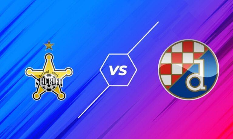 Σερίφ – Ντιναμό Ζάγκρεμπ 3-0 (ΤΕΛΙΚΟ)
