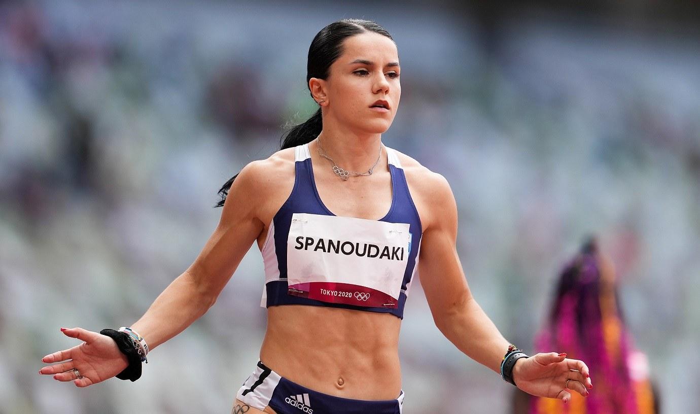 Ολυμπιακοί Αγώνες 2020- Στίβος: Πέρασε ημιτελικά η Ραφαέλα Σπανουδάκη
