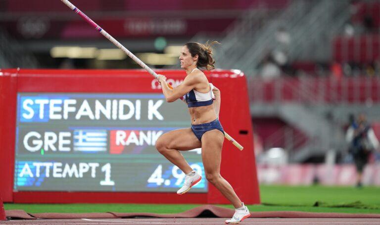 Ολυμπιακοί Αγώνες 2020 – Στίβος: Κατερίνα Στεφανίδη: Στοίχισαν λάθη στο τρέξιμο και στο κοντάρι