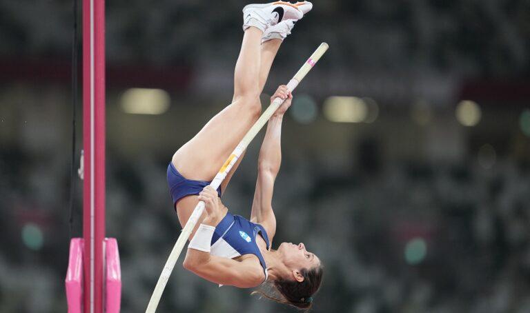 Ολυμπιακοί Αγώνες 2020- Στίβος: Πέρασε η Κατερίνα Στεφανίδη τα 4,70μ.- Μόνο 4 συνεχίζουν!