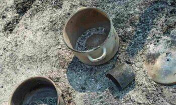 Άλλος ένας εμπρηστικός μηχανισμός ανακαλύφθηκε στους Θρακομακεδόνες από την εθελοντική ομάδα Ο.ΔΙ.Κ.