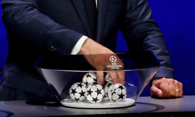 Champions League: Η ώρα της κλήρωσης των ομίλων – Τα γκρουπ δυναμικότητας |  sportime.gr