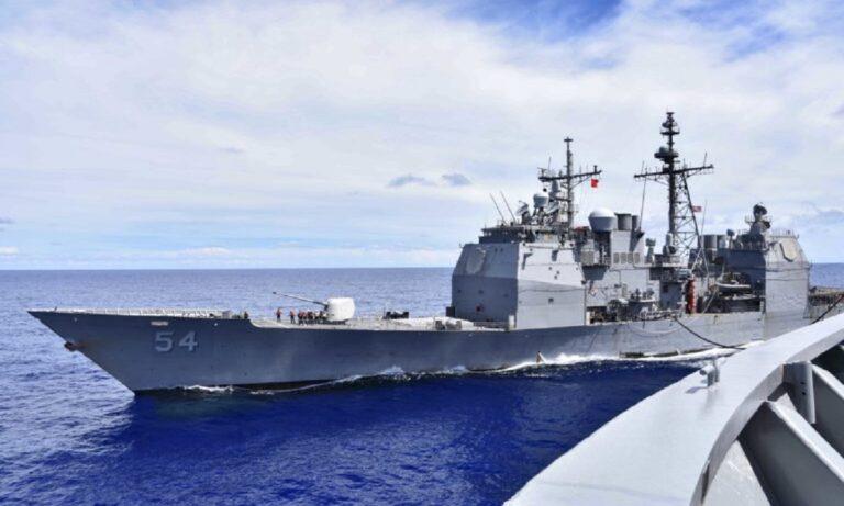 Φρεγάτες: Οι Αμερικανοί δεν θέλουν μόνο να μας πουλήσουν τις HF2 – Θέλουν να ελέγχουμε την Μεσόγειο γι αυτούς