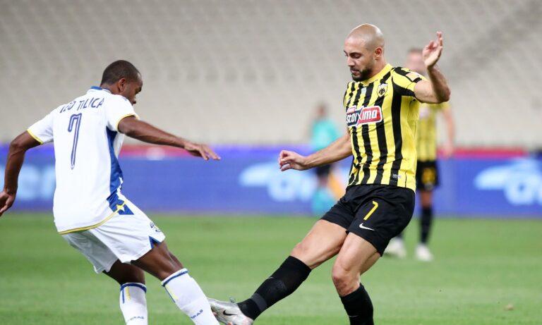Ο Αστέρας Τρίπολης έφυγε με τη νίκη με 0-1 απόψε από το ΟΑΚΑ, στο φιλικό απέναντι στην ΑΕΚ η οποία είχε απουσίες αλλά και μεγάλα κενά.