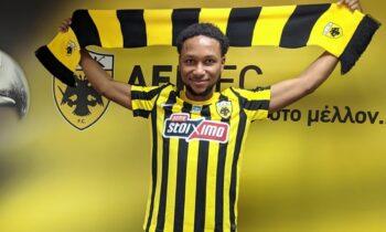 Ο αδερφός του Λιβάι Γκαρσία, Τζούντα υπέγραψε τριετές συμβόλαιο με την ΑΕΚ και θα ενταχθεί στο δυναμικό της ΑΕΚ Β', που θα αγωνιστεί στη