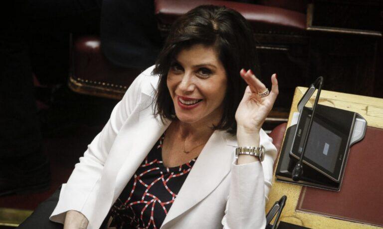 Η Ευρωβουλευτής της ΝΔ  Άννα Μισέλ Ασημακοπούλου, έστειλε συγχαρητήρια σε λάθος Μανόλο!