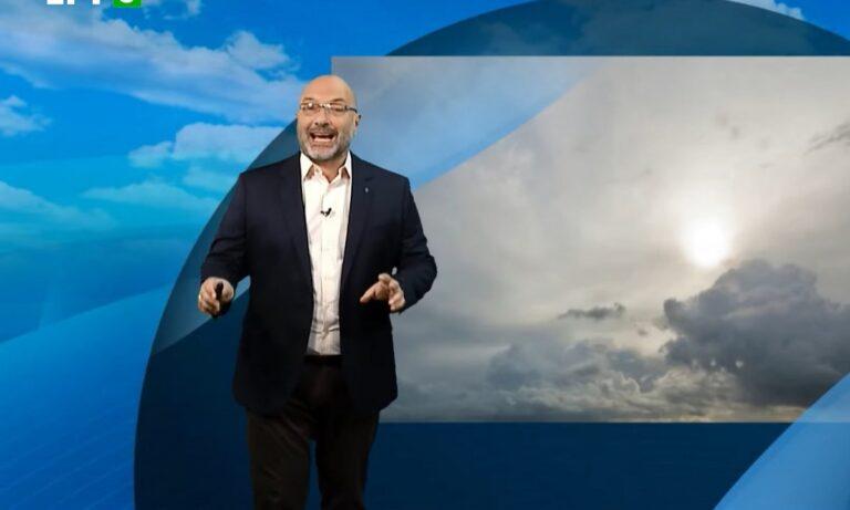 Αρναούτογλου Καιρός: Αλλάζει ο καιρός, έρχονται καταιγίδες – Δείτε σε ποια σημεία