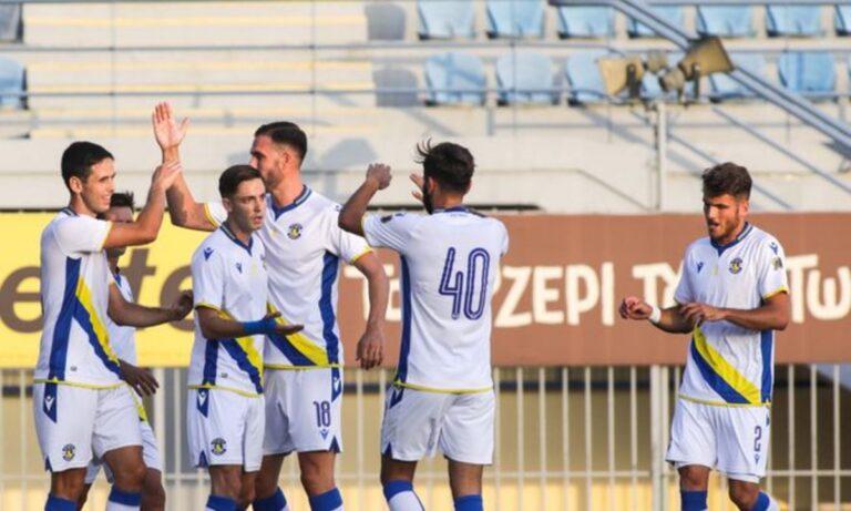 Αστέρας Τρίπολης – Ιωνικός 4-0: Τα higllights του φιλικού (vid)