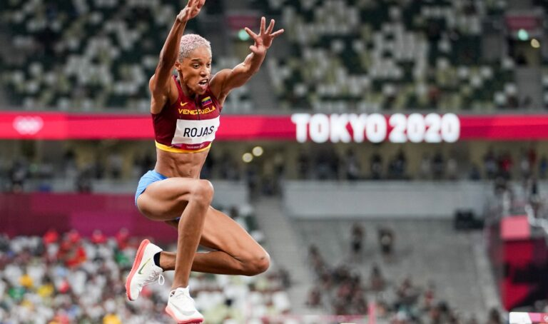 Ολυμπιακοί Αγώνες 2020- Στίβος: Τρομερό παγκόσμιο ρεκόρ από τη Ρόχας στο τριπλούν με 15,67μ.!
