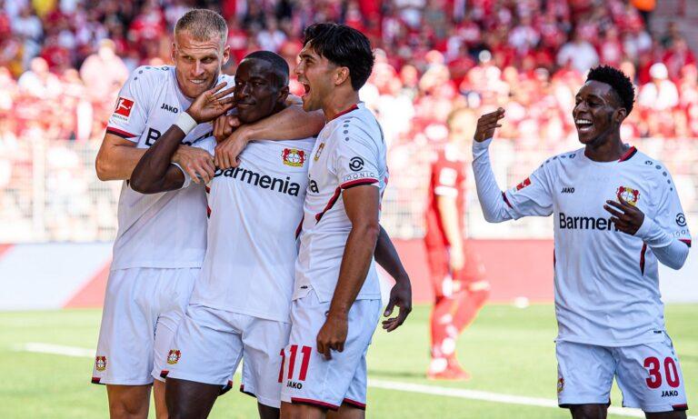 Bundesliga: «5άρα» η Στουτγάρδη, «κόλλησε» η Μπάγερ – Δροσίστηκαν με καρπούζι οι παίκτες της Άουγκσμπουργκ