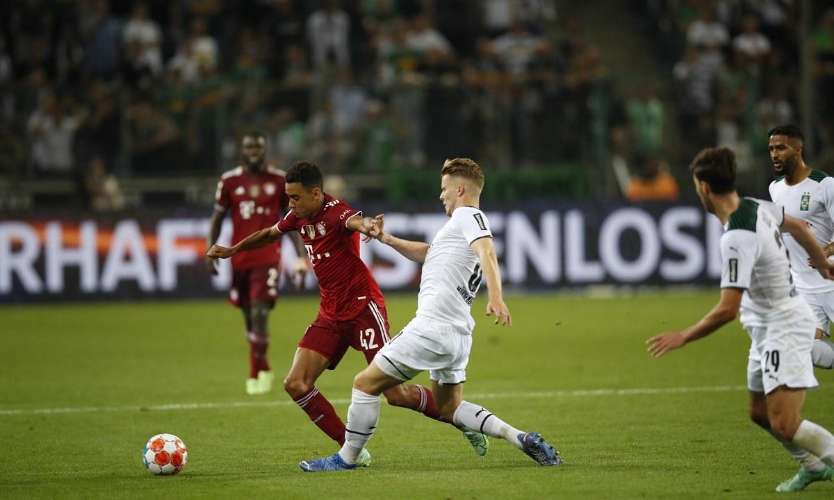Γκλάντμπαχ – Μπάγερν 1-1: Μόνο ο Λεβαντόφσκι δεν έφτανε