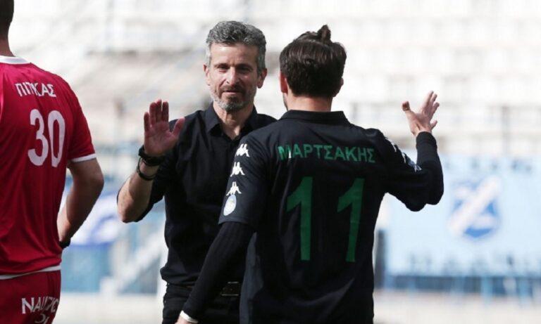 Κρούση στον Κώστα Βελιτζέλο για να αναλάβει την τεχνική ηγεσία, έκανε η Παναχαϊκή, αλλά μετά την αρνητική απάντηση του Μακεδόνα τεχνικού, στράφηκε στο Ζέλικο Κάλαϊτζιτς.