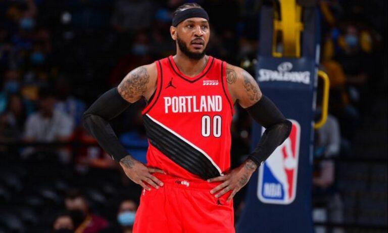 NBA: Ο Καρμέλο Άντονι στους Λέικερς- Συμφώνησαν και οι Ναν και Μπέιζμορ