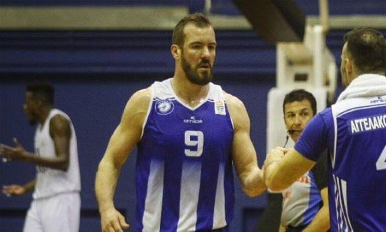 Χαριτόπουλος: «Μεγάλο στοίχημα η νέα σεζόν»