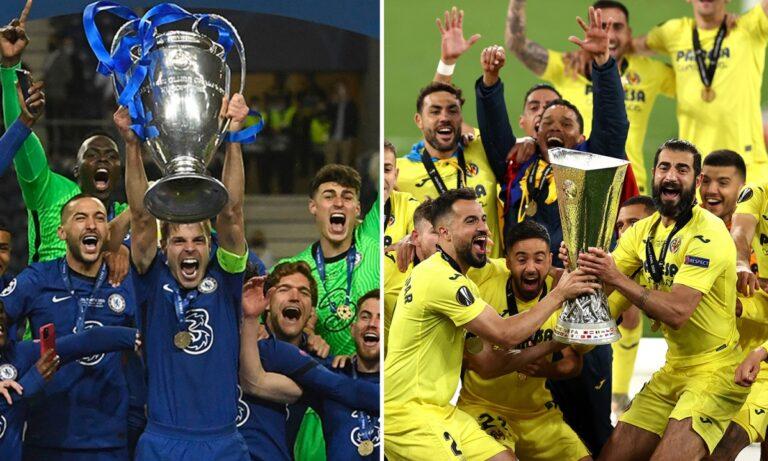 Ευρωπαϊκό Super Cup: Τσέλσι και Βιγιαρεάλ για τον τίτλο του «υπερπρωταθλητή» Ευρώπης (vid)