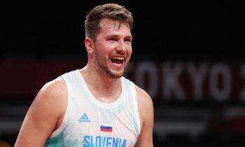 Ολυμπιακοί Αγώνες 2020: Ασταμάτητη η Σλοβενία και ο Ντόντσιτς!