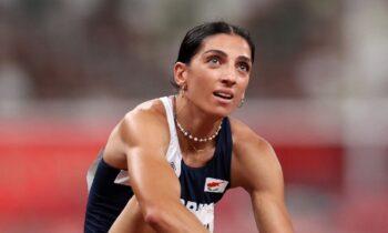Ελένη Αρτυματά: Με ανάρτησή της ευχαρίστησε όλους όσοι ξενύχτησαν για να την παρακολουθήσουν να αγωνίζεται στους Ολυμπιακούς Αγώνες του Τόκιο.