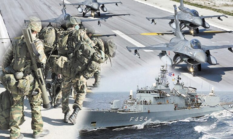 Τούρκοι: Έχουν βελτιωθεί οι Ένοπλες Δυνάμεις της Ελλάδας – Δημιούργησαν άξονα κατά της Τουρκίας