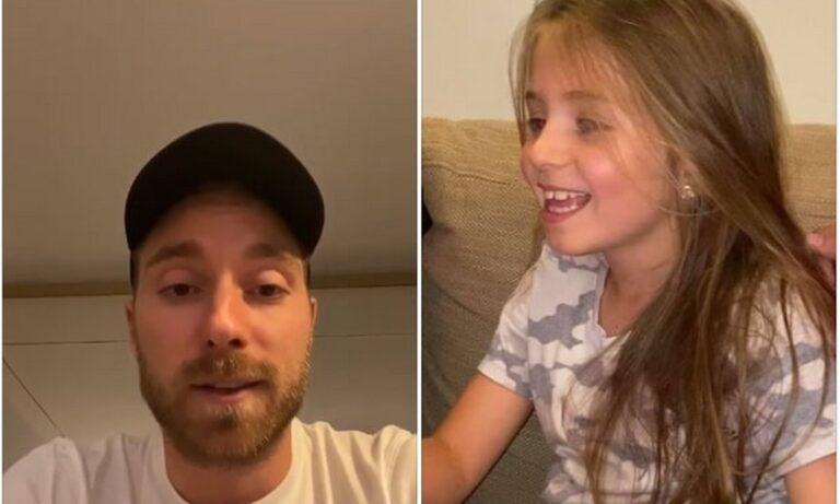 Ο Έρικσεν συγκλονίζει: Το μήνυμά του σε ένα 9χρονο κορίτσι πριν κάνει επέμβαση για βηματοδότη (vid)