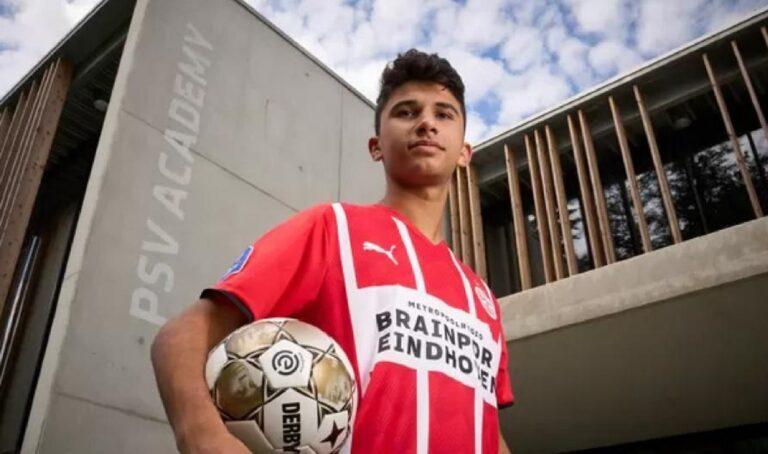 Κωνσταντίνος Ευρυπίδου: Ιστορική μεταγραφή στην PSV
