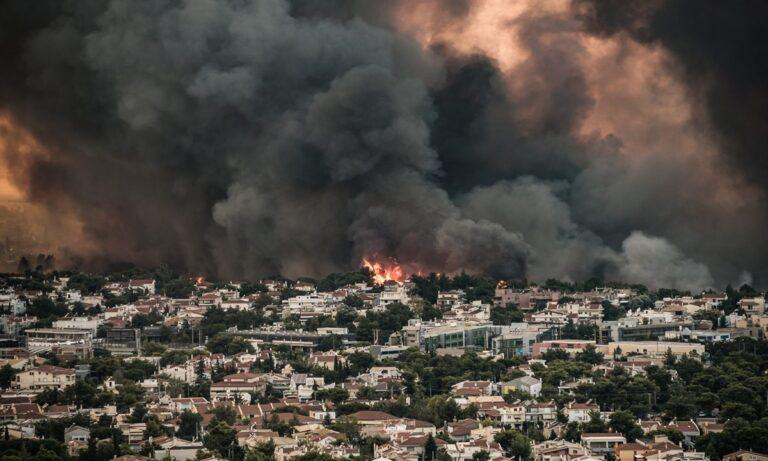 Με 2 μποφόρ κατακάηκε η Ελλάδα – Δεν φταίει ούτε ο καύσωνας, ούτε ο «στρατηγός άνεμος», μόνο η κρατική αδιαφορία!