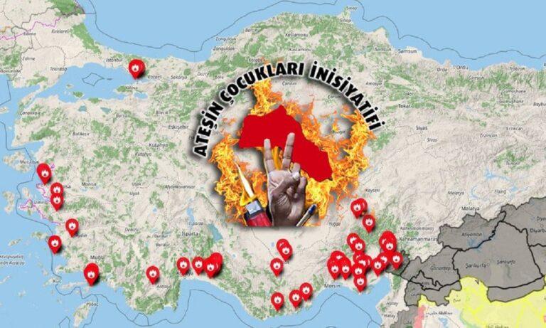 Κούρδοι – «Παιδιά της Φωτιάς»: Εμείς κάψαμε την Τουρκία – Θα σας γονατίσουμε