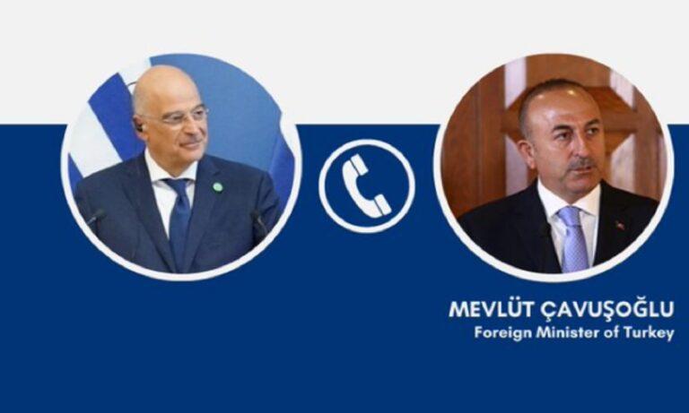 Ελληνοτουρκικά: Κόμπλεξ Τσαβούσογλου με τον Δένδια – Μόνο σε αυτόν που του ευχήθηκε πρώτος δεν απάντησε «ευχαριστώ»