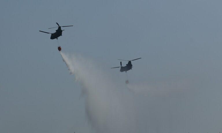 Φωτιά: Πολύ υψηλός κίνδυνος την Πέμπτη (5/8) γι' αυτές τις περιοχές