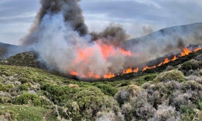 Φωτιά: Πολύ υψηλός κίνδυνος το Σάββατο (14/8) γι' αυτές τις περιοχές