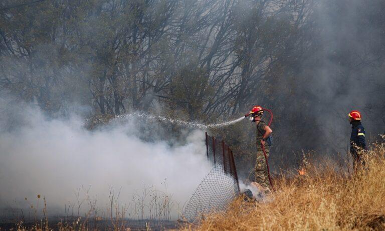 Φωτιά Βαρυμπόμπη: Κίνδυνος διακοπής ρεύματος στην Αττική! Πιθανά τα μπλακ-άουτ