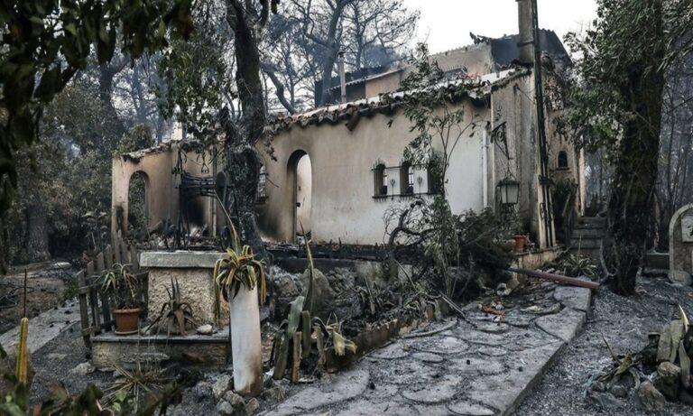 Φωτιά στη Βαρυμπόμπη: Πλιάτσικο από επιτήδειους καταγγέλλουν κάτοικοι της περιοχής!
