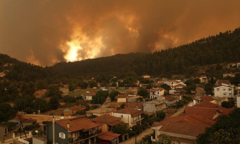 Φωτιές: Οι περιοχές που κινδυνεύουν με πυρκαγιά την Παρασκευή (20/8)