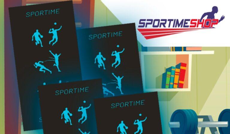 Πετσέτες γυμναστηρίου Sportime: κάντες δικές σου τώρα που είναι ακόμα νωρίς