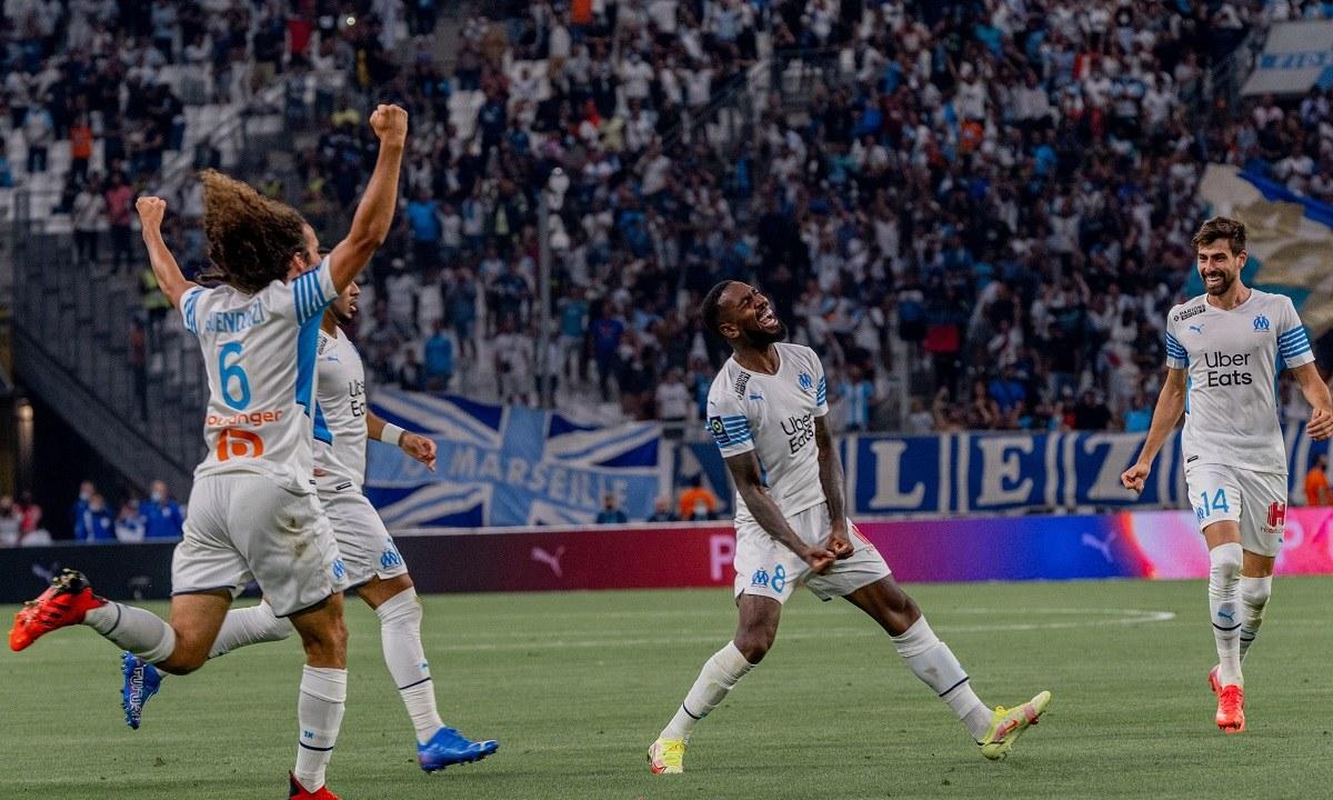 Ligue 1: Εύκολα και απλά η Μαρσέιγ, 3-1 την Σεντ Ετιέν
