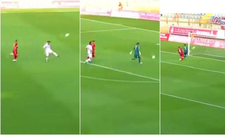 Viral: Επικό γκολ σε αγώνα στην Γ' κατηγορία της Ισπανίας (vid)
