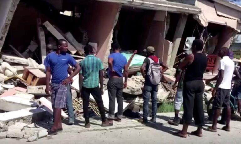 Αϊτή: Τραγωδία 227 ως τώρα οι νεκροί από τον ισχυρό σεισμό – Εκατοντάδες τραυματίες και αγνοούμενοι