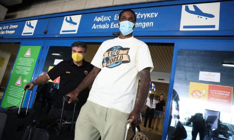 Ο Μάνι Χάρις βρίσκεται από το μεσημέρι στην Αθήνα για λογαριασμό της ΑΕΚ, όπως σας ενημέρωσε πρώτο το Sportime.