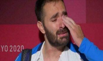 Παναθηναϊκός: Ένα από τα πρόσωπα των ημερών λόγω Ολυμπιακών Αγώνων είναι ο Θοδωρής Ιακωβίδης, ο αρσιβαρίστας που συγκλόνισε το Πανελλήνιο.