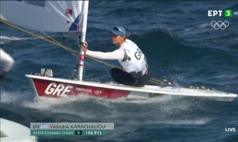 Ολυμπιακοί Αγώνες 2020: Εξαιρετική παρουσία για την Καραχάλιου – Κατέλαβε την 9η θέση