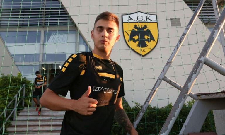 ΑΕΚ: Τέλος ο Καρακλάγιτς