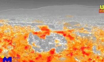 Ο καύσωνας έχει γίνει κάτι παραπάνω από αισθητός τα τελευταία 24ωρα στην Ελλάδα καθώς όπου και να πάει κανείς νιώθει να... φλέγεται!