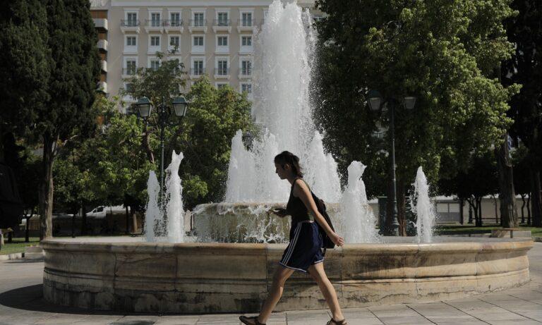 Καιρός Καλλιάνος: Πότε θα φτάσει στους 43 βαθμούς η θερμοκρασία σε Αθήνα και Θεσσαλονίκη