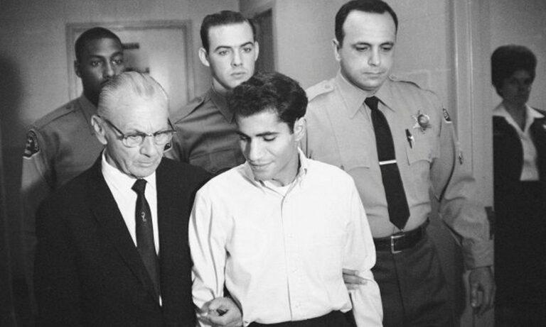 Αποφυλακίζεται ο δολοφόνος του Ρόμπερτ Κένεντι – Είχε κάνει 15 φορές αίτημα