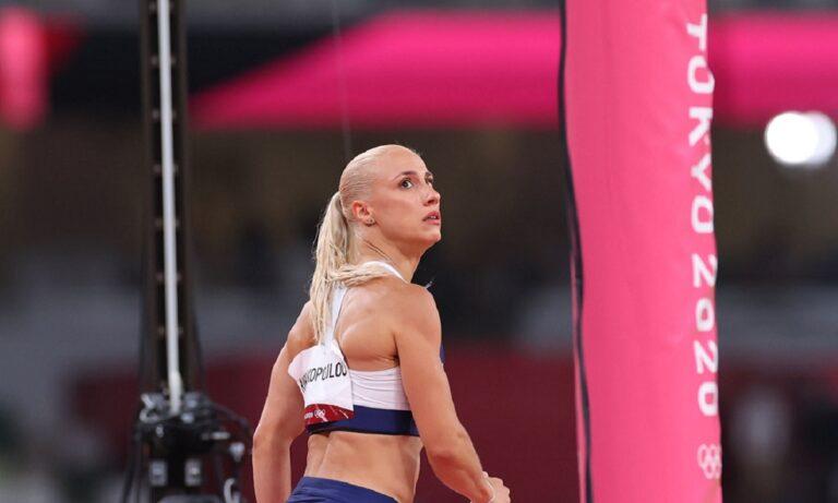 Συγκλονίζει η Κυριακοπούλου: «Η χαρά μου για τους Ολυμπιακούς πνίγεται από τη φωτιά και τις στάχτες που αφήνει πίσω της»