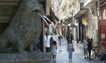 Ο συνεχώς αυξανόμενος αριθμός κρουσμάτων του Covid-19 το τελευταίο διάστημα στο Ηράκλειο οδηγεί την Κυβέρνηση στο να επιβάλλει μίνι lockdown στην πρωτεύουσα της Κρήτης.