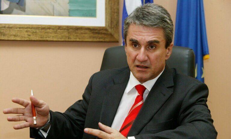 Λοβέρδος: «Δεν έχουμε πολιτικό δικαίωμα να επιτρέψουμε στον ΣΥΡΙΖΑ να εγκατασταθεί οριστικά στον χώρο μας»