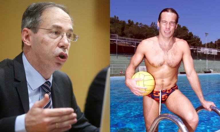 Ο πολιτικός Μαυρωτάς προσπέρασε τον αθλητή Μαυρωτά