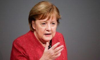Μέρκελ: Προειδοποιεί για κρίση - «Δεν θα πρέπει να επαναλάβουμε λάθη του παρελθόντος...»